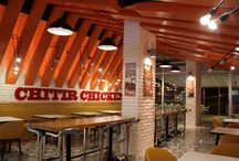 Chıtır Chicken design by MonArch Architecture - 2023 Architecture in Turkey/ Kayseri