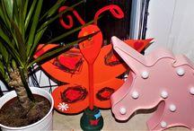 """DIY/ Basteln mit Kindern / Ich finde es unglaublich wichtig, das schon die Kleinsten ihre Kreativität freien Lauf lassen können.  Wir geben auf unserem Familienblog """"Himmelsblume.com"""" niedliche Bastelideen.   #DIY #Basteln #Selbstgemacht #BastelnmitKinder #Kids #Blogger"""