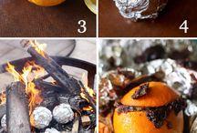 Bålpanne Mat / Campfire food