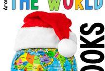 Christmas around the world - OSHC