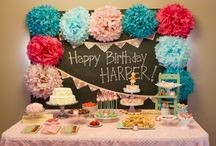 Party Ideas / by Melissa Stephens