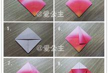 végétaux origami