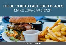 Fast Food Places/Low Carb