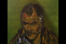 My oilpainting , portrait / Made by me