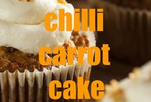 CHILLI CARROT CAKE TEA