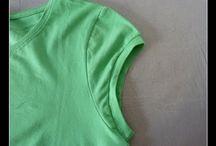 Cap sleeves