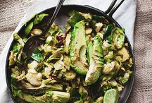 Veg Out / Meat-free Dishes