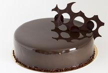 Tükör glazúr tortákra