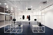 k.frame / Interior exhibition design with frame