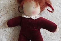 my dolls (Waldorf inspired)