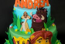Lion king bday party