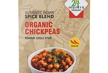 Buy Online 24 Mantra Organic Chickpeas Spice Mix - Bombay Chole Spice from USA
