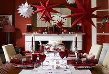 Украшаем новогодний стол! / Сегодня речь пойдет о том, как удивить ваших гостей не только кулинарными навыками, но и отличным вкусом в декоре!