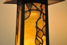Clocks and Lamps- handmade / Incredible decorative art of clocks and Lamps