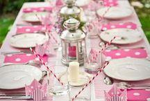 Little Miss Hostess / Party Hosting ideas / by Laura Oganowski
