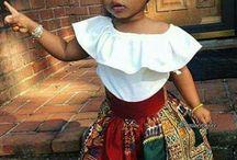 Ghana fashion kids