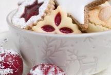Desserts noël