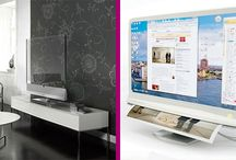 Past, Present and Future Homes / Following our blog article on the gadgets that have graced our homes over the years, we've pinned a number of gadgets been, gone or coming to the house.