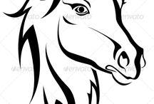 konie,kucyki