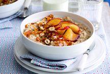 Raňajky, desiata  - Breakfast, brunch