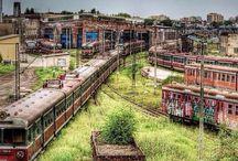 It's Abandoned / Abandoned places