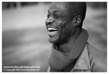 Portraits by me / A selection of my portrait photography work, including personal projects - www.london-photographer.biz