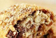 Üzümlü rulo kurabiye