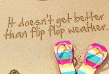 Flip Flop state of mind...