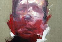 Antony micallef / painting