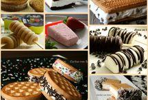 Recipes - Ice creams