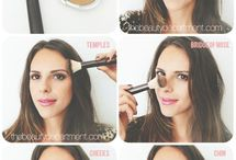 Make-Up - Cheeks & Face Tutorials