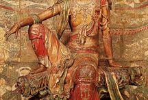 仏教芸術 石仏 木像