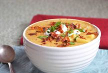 Soups / by Betty Struble