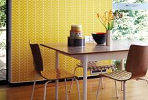 Mellow Yellow / Bring sunshine into your home with furniture and accessories in this season's freshest colour