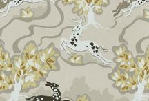 Fabric: yellows, golds / by Penny Houle