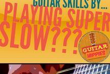 Gitarundervisning