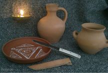 sca: Pottery