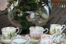 Lovely Teacups / MyCollection....addicted