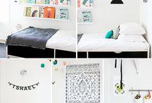 kids room / by Samantha Cisneros