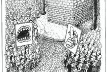 Art dy QUINO=Mafalda
