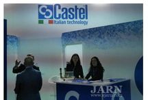 "International specialized exhibition ""Climate World"" 2015 - Moscow / #Castel #stand #ClimateWorld #Moscow #Russia #refrigeration"