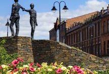 Derry, Ireland / by Chrissy Fink