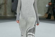 Sweaters, Sweater Pants, Sweater Dresses, Sweater Vests, Sweater Skirts, and a Scarf - Autumn 2014