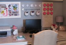 office idea / by Leslie Rhodes