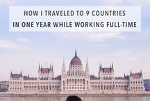 part-time travel | travel with a 9-5 / for/by frequent travelers and travel enthusiasts who have (unrelated) 9-5/full-time jobs