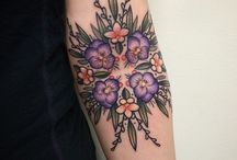 Left arm sleeve / by Sezin Zuzu Koehler