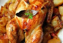 Chicken / Platos de Pollo