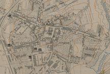 Mapy / Maps / Zdigitalizované mapy ze sbírek Moravské zemské knihovny v Brně. / Digitized maps from the collections of the Moravian Library.