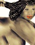 My BBW artwork / #Sensual, #erotic and #serene art - #BBW #SSBBW art #fat art, #curvy #plump #plus size art and #voluptuous women! All artwork for sale.