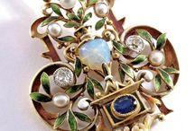 rennaicance & baroque jewelry